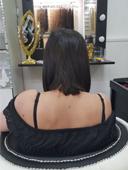 до наращивания волос